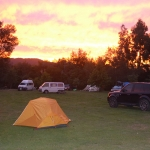 camp-sites-with-sunset